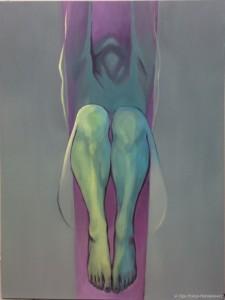 galeriaNastroje IV, olej na plotnie, 80x60, 2015