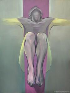 galeriaNastroje, olej na plotnie, 80x60, 2015